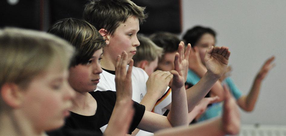 Kinder Selbstverteidigung KinderSicher 04